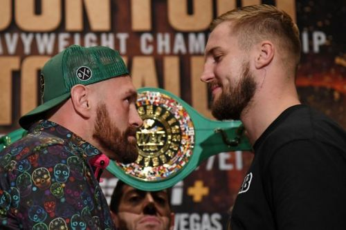 Tyson Fury vs Otto Wallin fight live stream, results, start time and TV channel