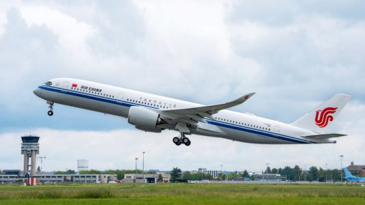 Air China plans to operate 24 international routes in June