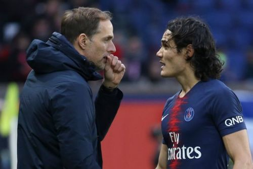 PSG coach Thomas Tuchel explains Edinson Cavani fears ahead of Man Utd clash