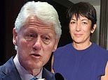 Bill Clinton accused of affair with Ghislaine Maxwell, new book claims