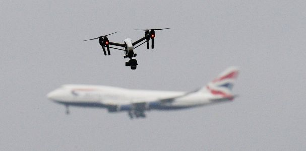 Hunt for Gatwick drone saw police blow £400,000 on bungled investigation