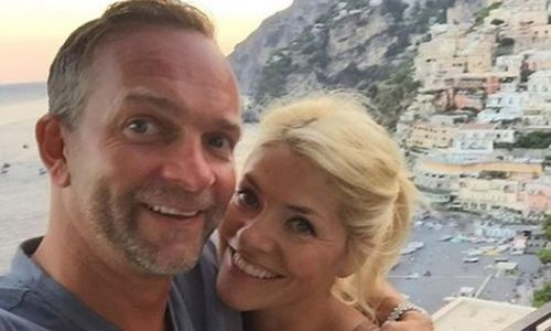 Who is Holly Willoughby's husband Dan Baldwin? Everything you need to know about the TV producer
