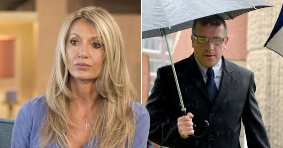 Ex-glamour model wins settlement after policeman used helicopter to film her naked