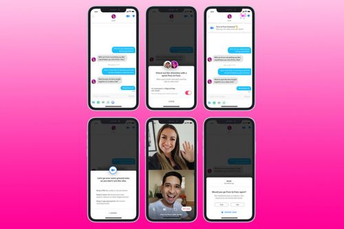Tinder Face to Face is new video chat service for members