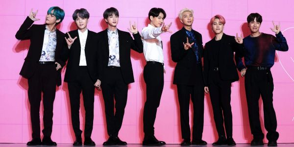Shares in firm behind South Korean hit BTS soar in trading debut