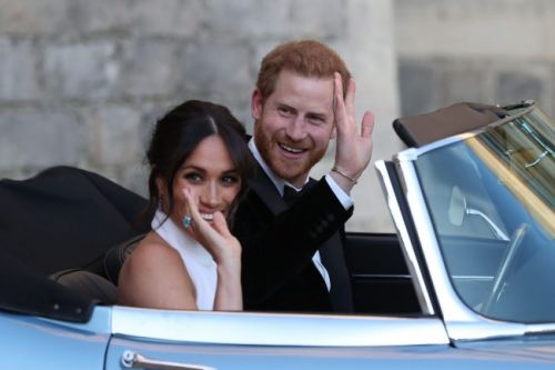 Royal Wedding: Prince Harry and Meghan Markle 'SNEAK OUT' of Windsor Castle after wild evening reception