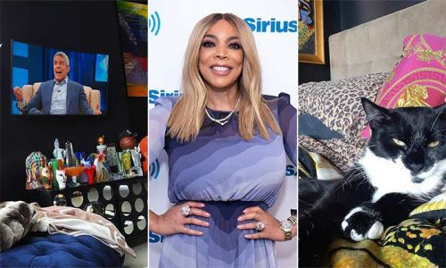 Wendy Williams £11k-a-month home after split from husband is so boujee