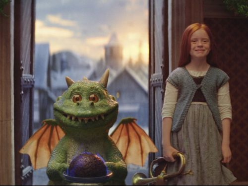 John Lewis' 2019 Christmas ad featuring Excitable Edgar the dragon will melt your icy heart