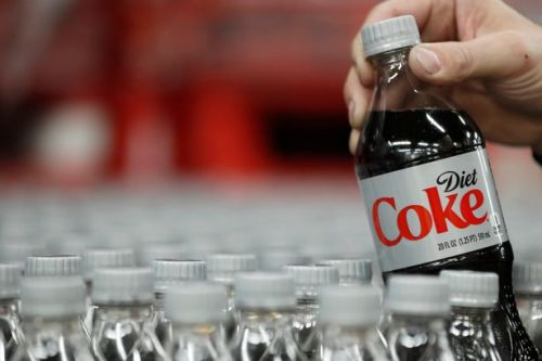 Supplies of Coke Zero and Diet Coke could run out due to coronavirus