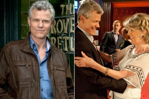 Andrew Hall dead: Coronation Street star who played Audrey's lover dies at 65