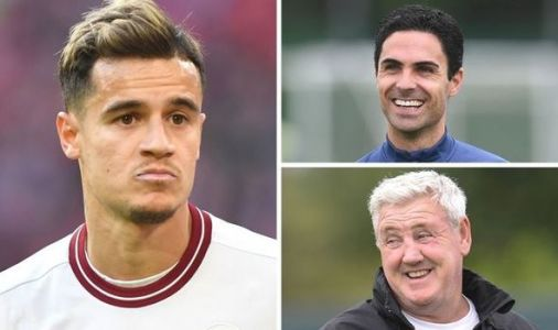 Philippe Coutinho offered to Arsenal, Newcastle as Barca flop eyes Premier League transfer