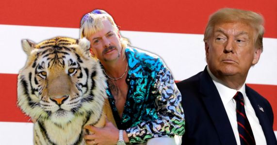 Will Joe Exotic be pardoned by Donald Trump?