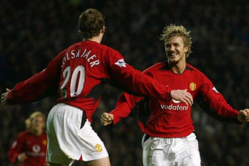 David Beckham gives verdict on Man Utd manager Ole Gunnar Solskjaer