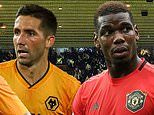 Wolves vs Manchester United, LIVE - Latest 2019-20 Premier League scores and updates
