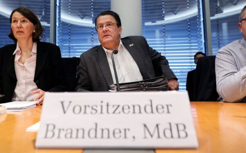 German parliamentary committee ousts AfD chairmanover anti-Semitism