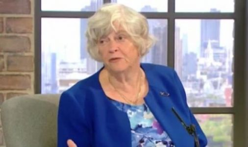 'All I can say is - BOO!' Ann Widdecombe slams 'pathetic' England footballers taking knee