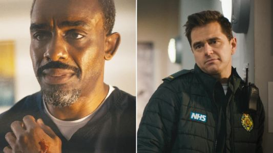 Casualty star Charles Venn reveals how Iain Dean may save Jacob Masters from abuse