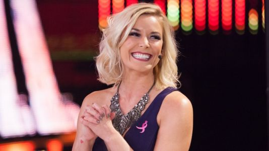 Ex-WWE star Renee Young gives birth to first baby with AEW's Jon Moxley