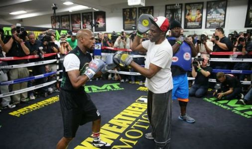 Floyd Mayweather vows to become boxing coach after tragic death of uncle Roger
