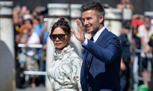 Victoria Beckham skips protocol at Sergio Ramos' wedding - in white Meghan Markle dress