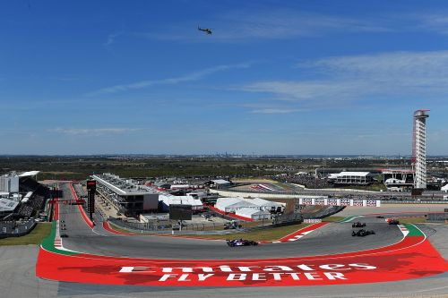 2021 F1 United States GP - how to watch, session timings and more