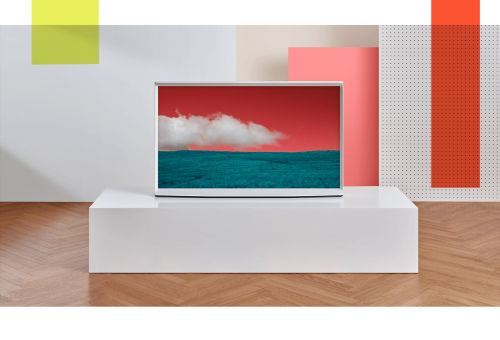 Samsung Releases Second Generation Of The Gorgeous Serif TV