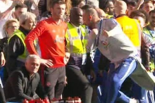 Who is the Chelsea coach who provoked Jose Mourinho? Marco Ianni joined from Napoli in the summer