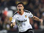 Valencia recover from double setback to draw with Atletico Madrid
