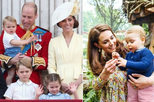 Prince Louis 'ready' to take on big role like siblings George and Charlotte