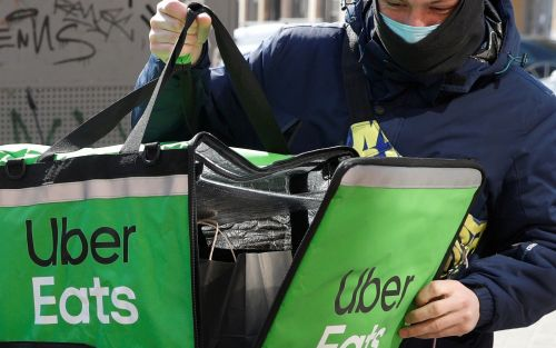 Uber set to snap up Postmates in £2.65bn deal