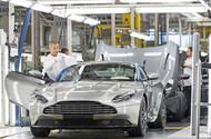 UK car production falls 27.3% in January 2021