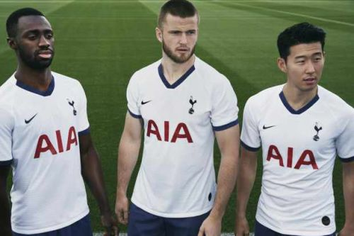 Tottenham kit 2019/20: First pictures of new Tottenham shirt -home and away kit unveiled