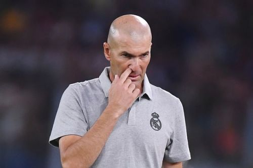 Zinedine Zidane makes fresh Paul Pogba transfer statement ahead of La Liga opener