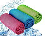 This cooling towel stays cool for 3 hours and is being hailed a 'life saver' for the heatwave