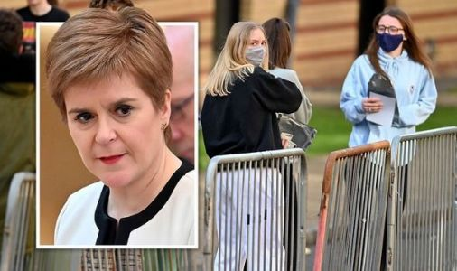 Sturgeon condemned for university chaos as students treated like 'second-class citizens'