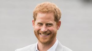 Prince Harry delivered an emotional speech on Princess Diana's birthday