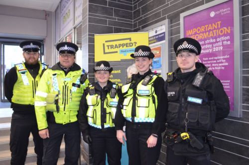 """Police and partners target """"county lines"""" drug dealing in Harrogate"""