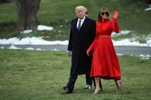 Here's why Melania Trump is being compared to Marie Antoinette