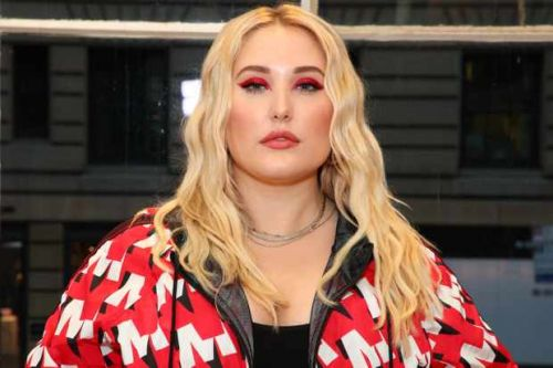 Meet Hayley Hasselhoff - the reality star taking part in The X Factor: Celebrity