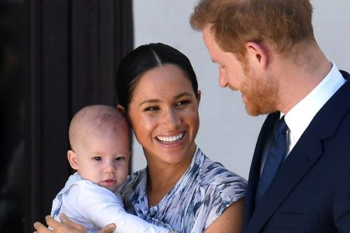 Meghan Markle and Prince Harry 'launch legal bid to ban drone snaps of Archie'