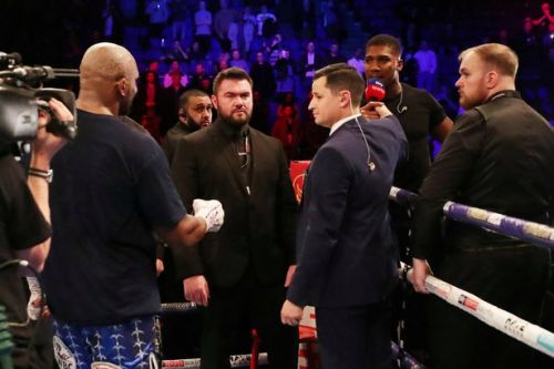 Boxing news: Anthony Joshua issues warning to rival Dillian Whyte