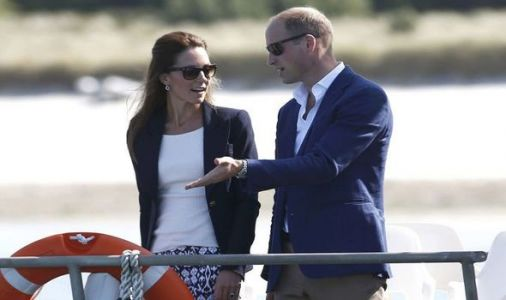 Leading by example! Kate and William go on British staycation- 'Like a normal family'