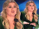 America's Got Talent: Kelly Clarkson fills empty chair of Simon Cowell as he recovers from accident