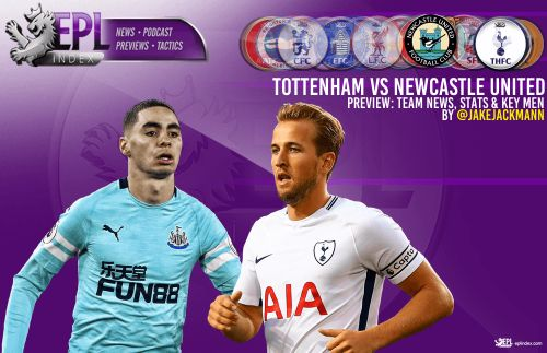 Tottenham vs Newcastle United Preview | Team News, Stats & Key Men