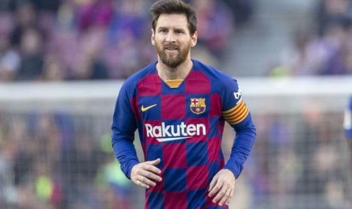 Lionel Messi jokes Barcelona could sign all Man City players if Champions League ban stays
