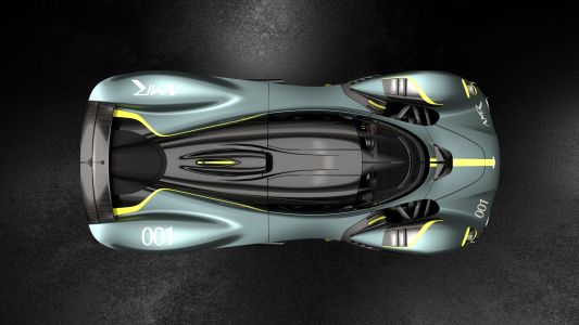 Personalising the Aston Martin Valkyrie AMR Track Performance Pack