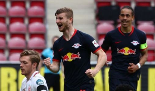 Man Utd and Chelsea backed to sign Timo Werner because of Liverpool issue