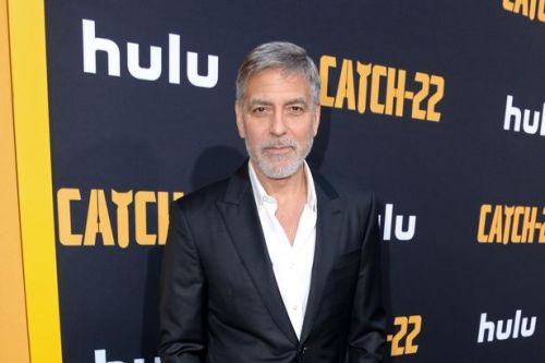 George Clooney writes powerful essay about American race riots