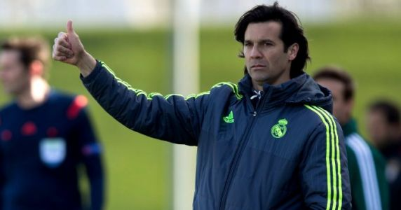 Relief for Tottenham as Real Madrid appoint Solari until 2021