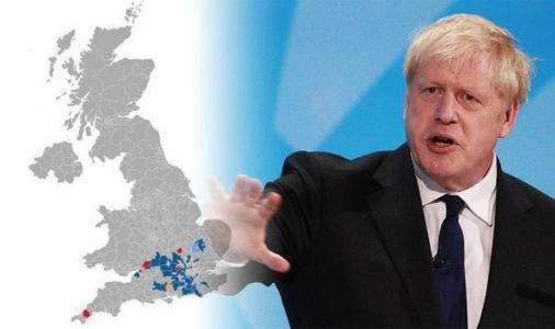 First the Red Wall, now the BLUE Wall crumbles: How Boris is losing the heartlands